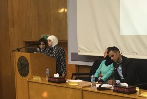 PBC shares its experience on Autism at Al-Najah University