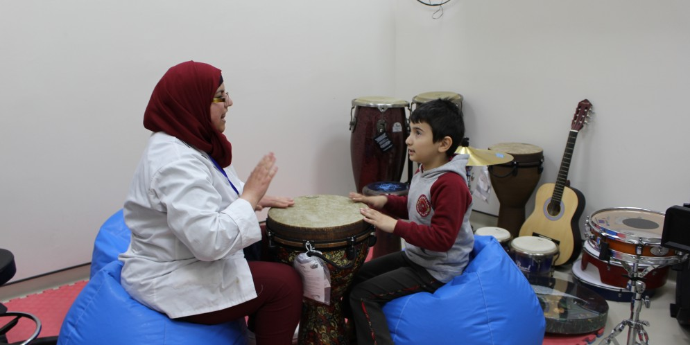 The Jerusalem Princess Basma Centre continues to develop its services on ASD and ADHD in the East Jerusalem area.