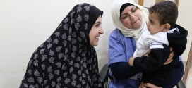 The Mother's Empowerment Programme supports the mother of Hussein in her journey of rehabilitation